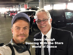 Derek Hough from Dancing with the Stars