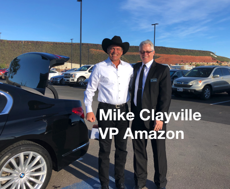 Mike Clayville - VP Amazon