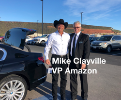 Mike Clayville - VP Amazon