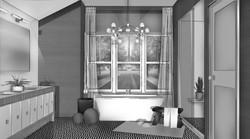 Davin Interiors HDS Beachcomber Master Bathroom - 300 DPI