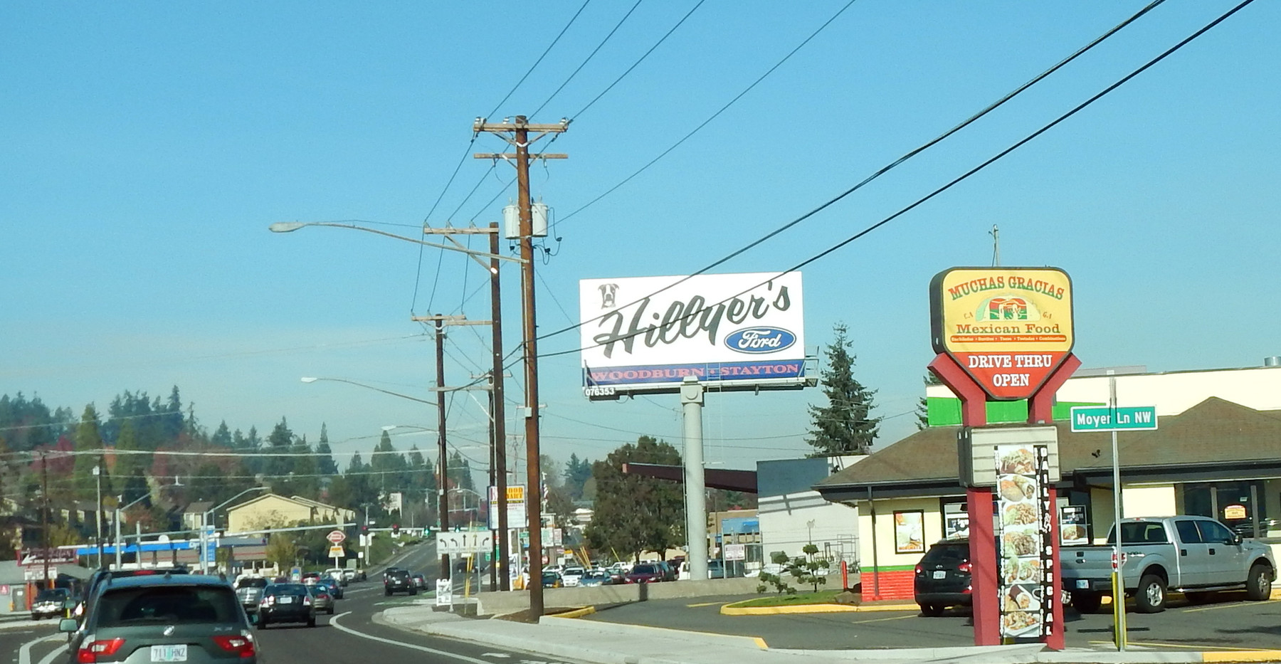 Hillyer's Mid-City Ford