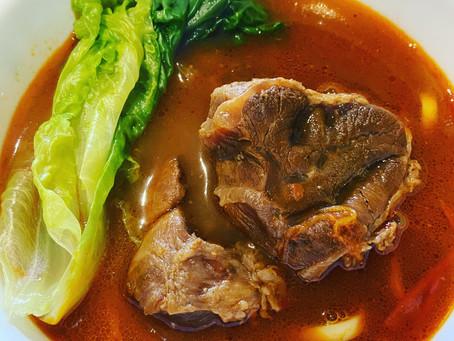 紅燒牛肉麵食譜