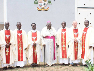 St. Peter's Regional Seminary honours Archbishop Sarpong