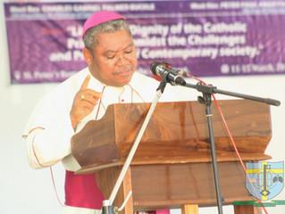 St. Peters Regional Seminary celebrates 13th Theology Week