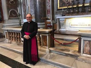 Ninth (9th) Apostolic Nuncio to Ghana