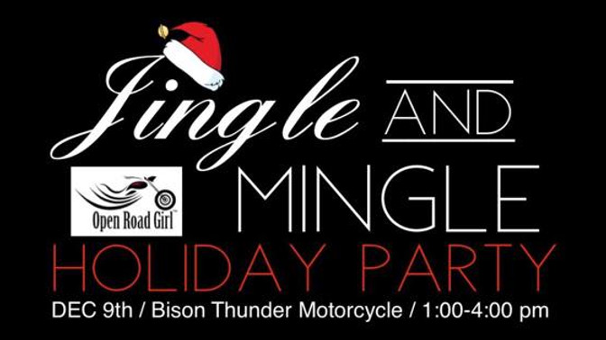 Open Road Girl Holiday Party