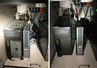 Dusty PC Before & After