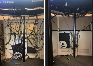 Before & After Wire Management Service