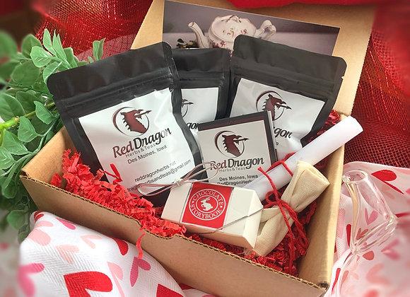 February Tea Box