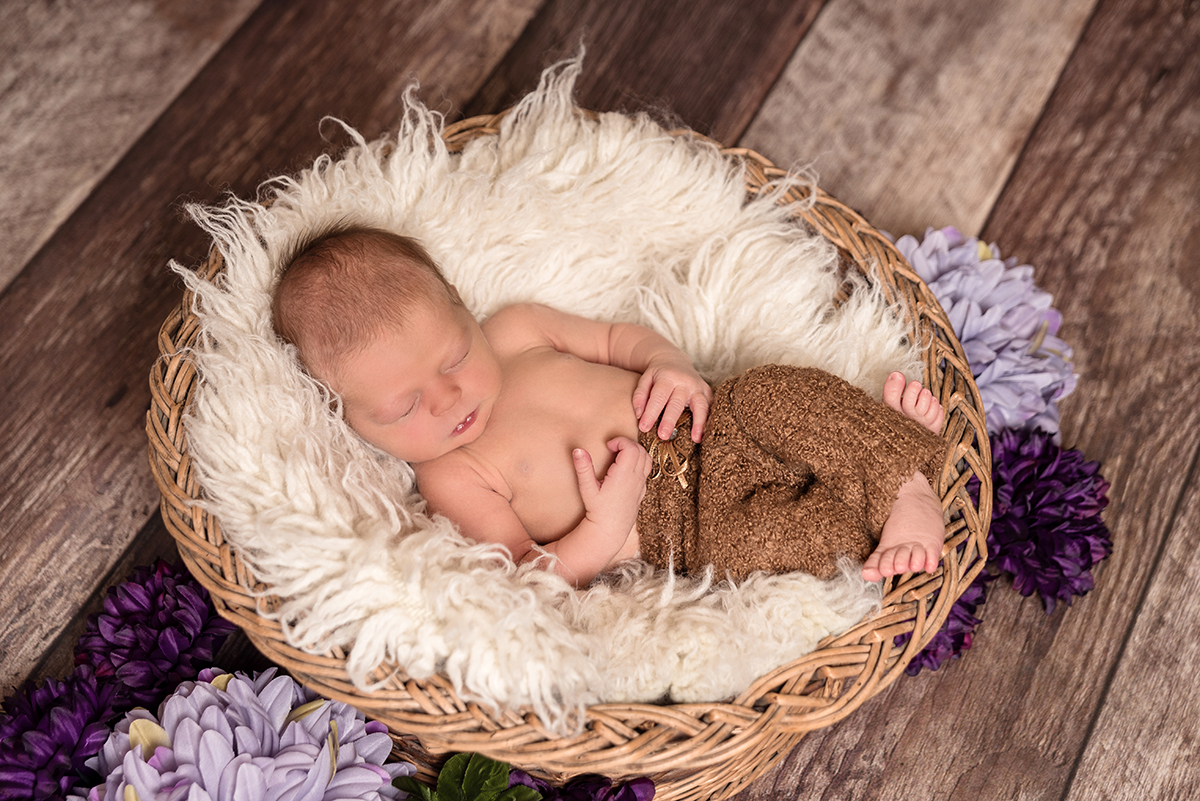 Newborn Fotoshooting Eschenbach