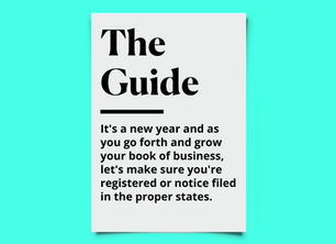 State Registration And Notice Filing Considerations Coming Into The New Year