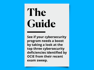 Is Your Cybersecurity Program Deficient?