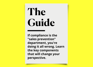 Key Components Of A Compliance Program