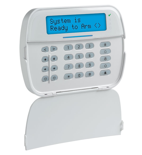 Photo of alarm system