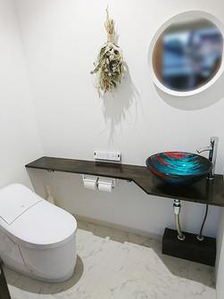 CHERI 店舗内トイレ