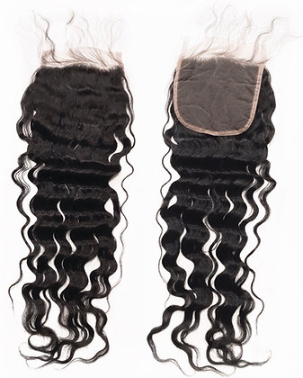 Raw Indian Wavy | Lace Closure