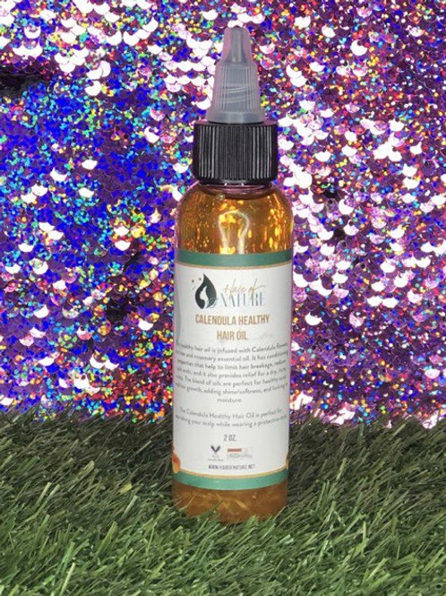 Calendula Healthy Hair Oil