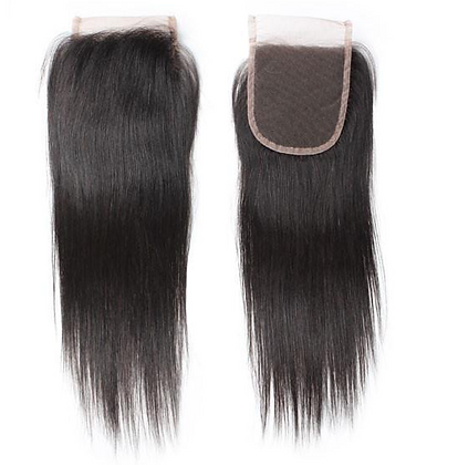 Raw Indian Straight | Lace Closure