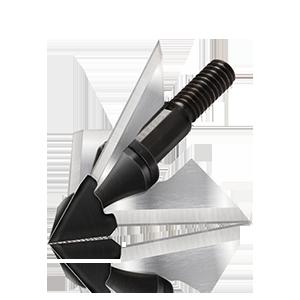 QAD Exodus 100 Grain Swept Blade 3pk