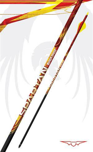 Spartan Fletched Arrow (6)