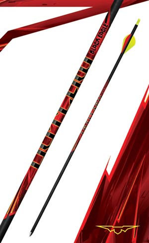 Outlaw Fletched Arrows Unwrapped (6)