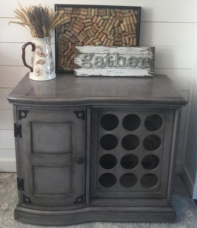 Ooo La La Wine Cabinet