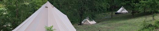 3 tentes