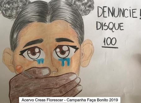 FALANDO ABERTAMENTE SOBRE A VIOLÊNCIA  SEXUAL