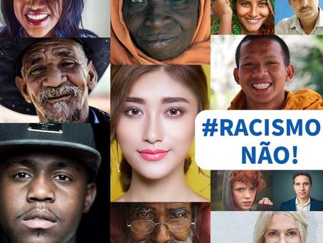 TODOS NA LUTA CONTRA DISCRIMINAÇÃO RACIAL
