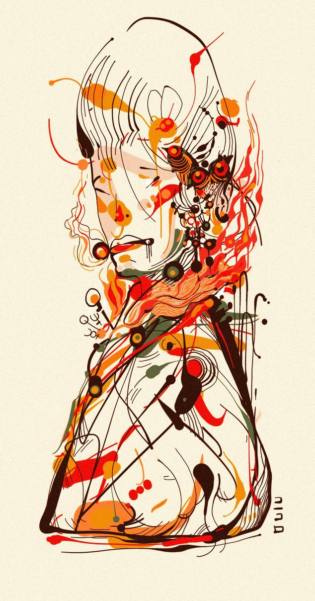 Geisha flow