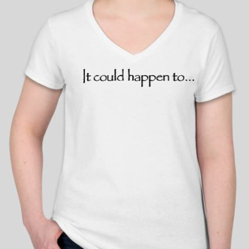 Brain Injury Awareness Tee Ladies