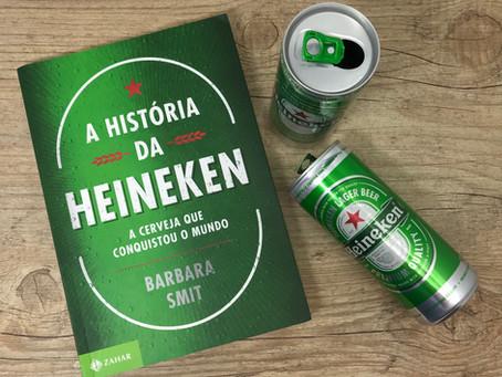 Livro cervejeiro do mês: A História da Heineken