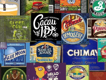 Entenda melhor os rótulos de cerveja - Parte 1
