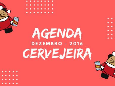 Agenda Cervejeira - Dezembro 2016