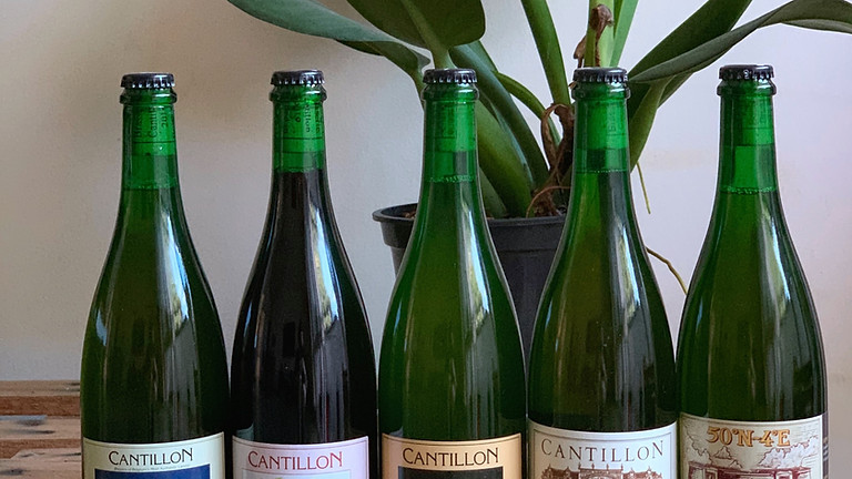 Confra Cantillon - Bauru