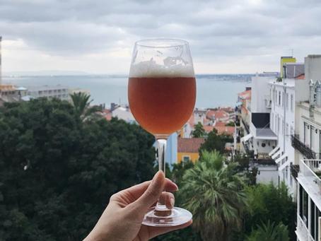 Cerveja artesanal em Lisboa
