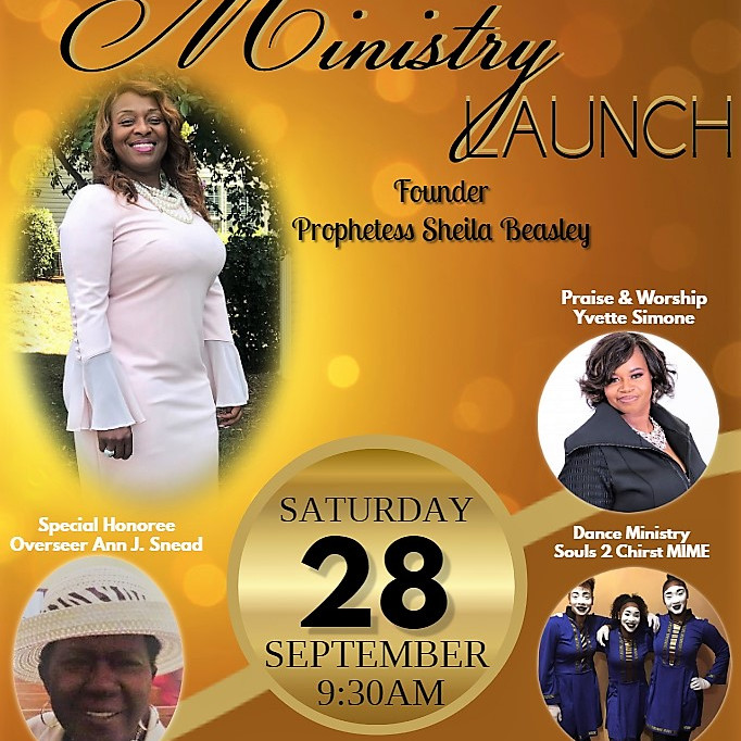 First Love Ministry Launch