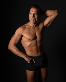 Gregory Cole - Actor, Model, Bodybuilder (Photo credit: Yasmeen Anderson)