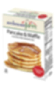 private label gluten free pancake mix
