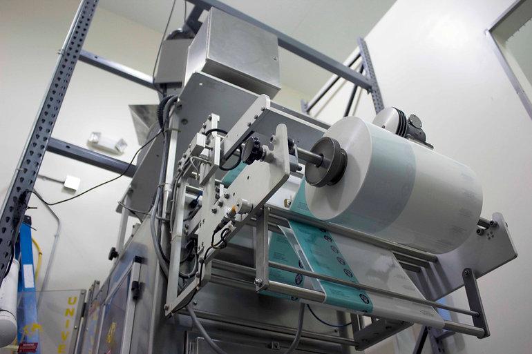 private label manufacturing facility