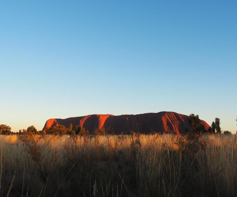 Uluru, 2018