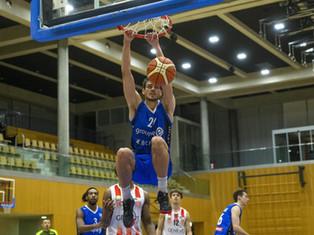 SB League Day 9: Fribourg Olympic déroule et l'emporte face au BBC Monthey-Châblais (100-69)