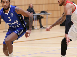 SBL Day 25: Fribourg Olympic confirme sa bonne forme face à Spinelli Massagno