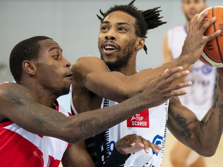 SB League Day 14: Fribourg Olympic créé l'écart puis se relâche (59-79)
