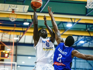SB League Day 7: Fribourg Olympic s'impose au Rocher 55-82