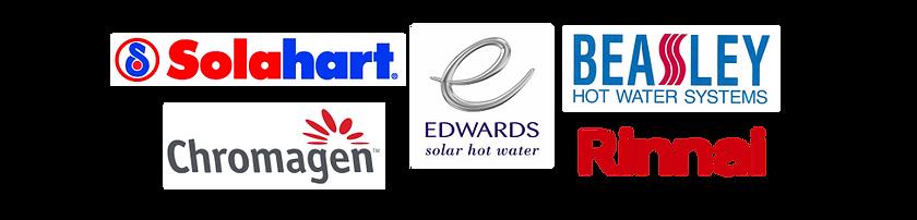 Sears Solar Solahart Chromagen Beasley Edwards Rinnai Solar Hot Water.png