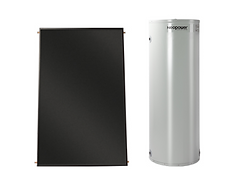 Sears Solar Neopower Split System Solar Hot Water.png