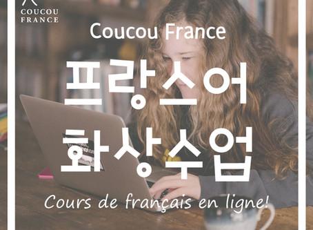 프랑스어 온라인 화상 수업