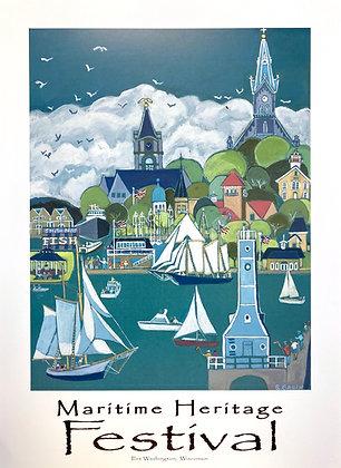 Maritime Heritage Festival Poster