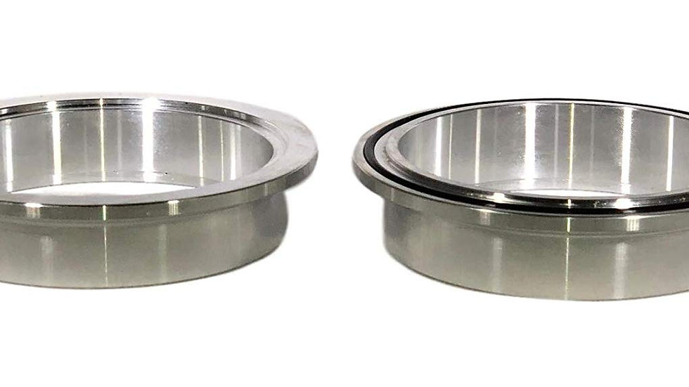 "2.00"" Diameter Stainless Steel Flanges *Clearance*"